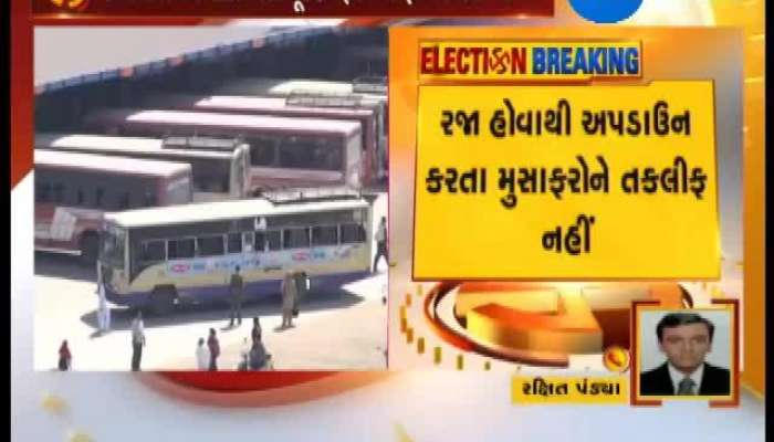 Rajkot 20 Local Bus Route Cancel