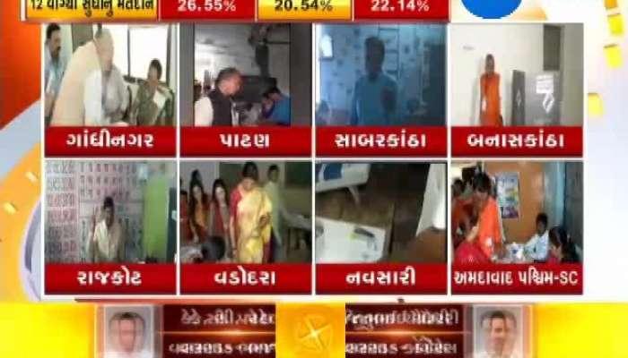 BJP Star Candidate Voter
