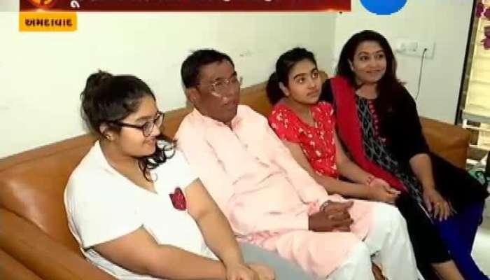 Ahmedabad Loksabha Candidate Kirit Solanki In Light Mood