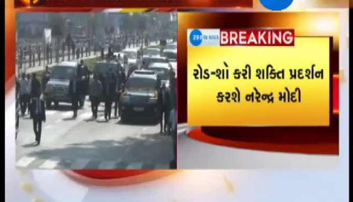 Loksabha Election 2019 PM Narendra Modi Conduct Grand Road Show In Varanasi Tomorrow