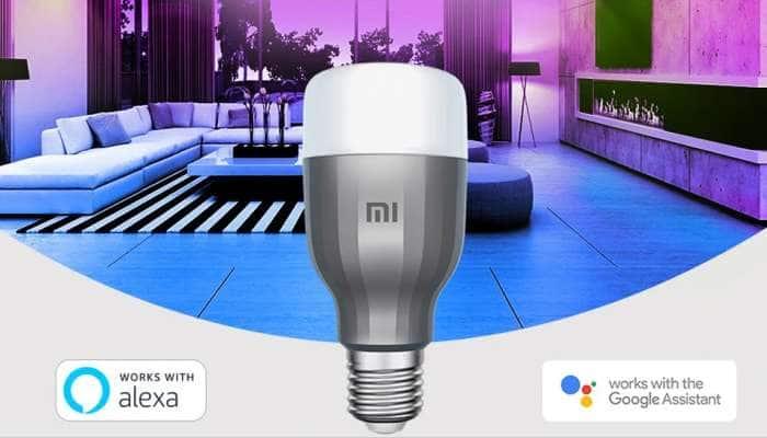 Xiaomi એ ભારતમાં લોન્ચ કર્યો Mi LED Smart Bulb, આ છે ખાસિયત