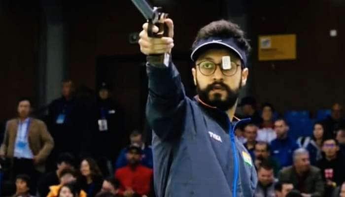 ISSF WC: શૂટર અભિષેક વર્માએ જીત્યો ગોલ્ડ, હાસિલ કરી ઓલિમ્પિક ટિકિટ