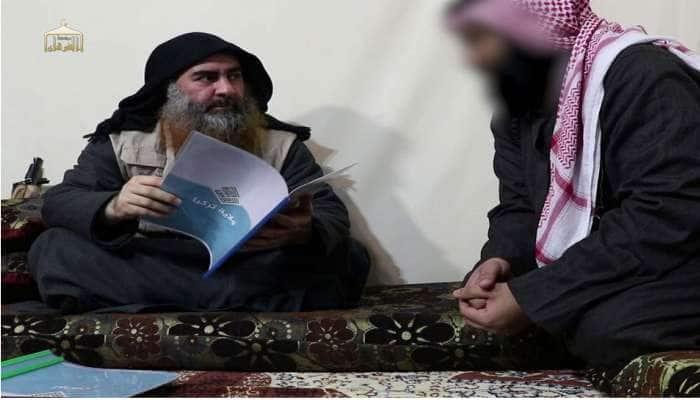IS ગેંગસ્ટર હજુ જીવતો છે! 5 વર્ષમાં પ્રથમ વખત જોવા મળ્યો અબૂ બકર અલ બગદાદી