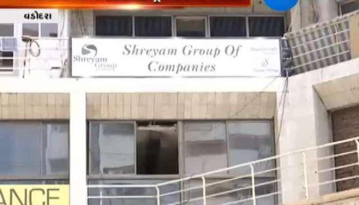 Fraud accused of shreyam group builder