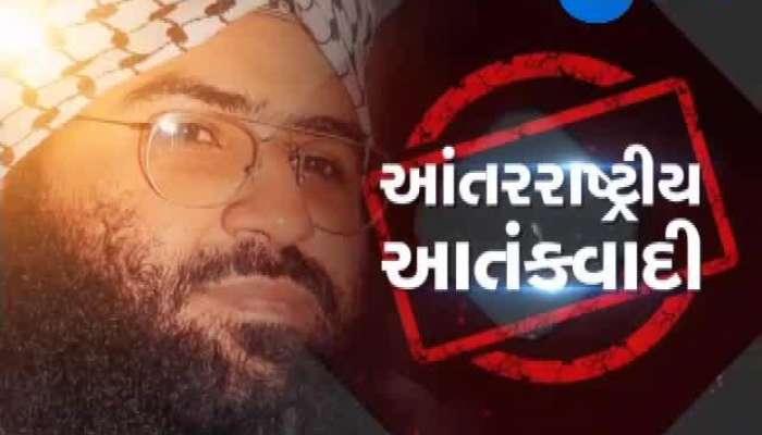 UN adds Jaish chief Masood Azhar to global terror list