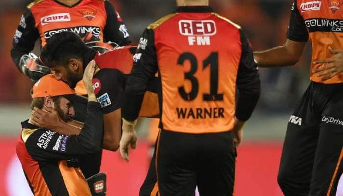 IPL 2019: હૈદરાબાદને લાગી લોટરી, 12 પોઈન્ટ સાથે પહોંચી પ્લેઓફમાં