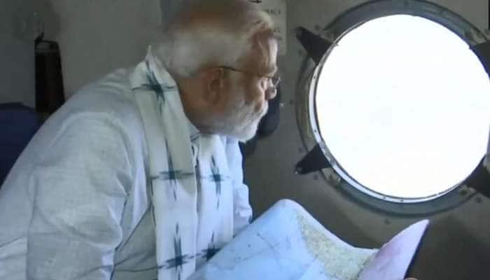 PM મોદીએ ફાની અસરગ્રસ્ત ઓડિશાની લીધી મુલાકાત, 1000 કરોડ સહાયની કરી જાહેરાત