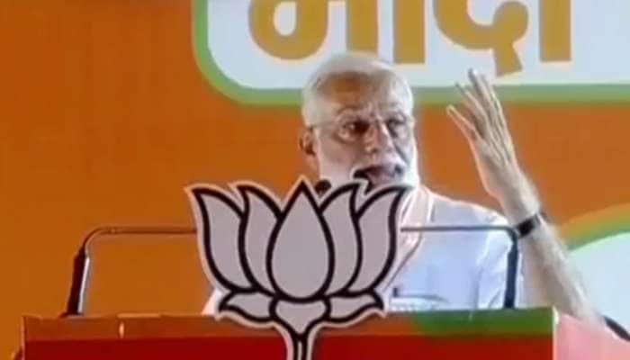 પીએમ મોદીએ AAP પર સાધ્યું નિશાન, જે' દેશ બદલવા આવ્યાં હતાં તે પોતે બદલાઈ ગયા'