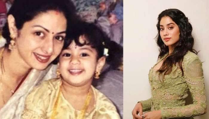 Mother's Day 2019 : દીકરી જ્હાન્વીને આજે બહુ યાદ આવી મમ્મીની, લખ્યો હૃદયને સ્પર્શી જતો મેસેજ