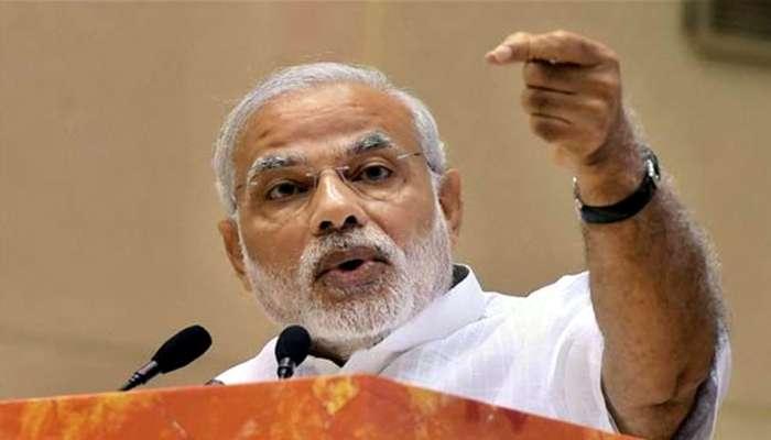PM મોદીએ કહ્યું- ભાજપમાં માત્ર એક જ વ્યક્તિ જે મને ખખડાવી શકે છે
