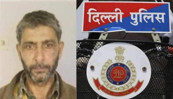 જૈશના કૂખ્યાત આતંકવાદીને દિલ્હી પોલીસે શ્રીનગર જઈને ઝડપ્યો, આજે લાવશે દિલ્હી