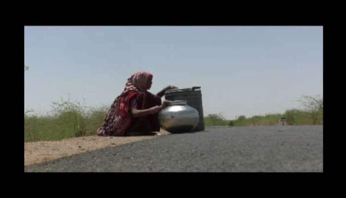 ગુજરાતની વાસ્તવિકતા, કાળઝાળ તડકામાં ટેન્કરની રાહ જોવામાં જ ઉનાળો પસાર થઈ જાય છે