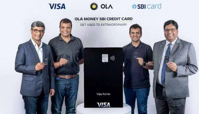 OLA એ SBI ની સાથે મળીને લોન્ચ કર્યું નવું ક્રેડિટ કાર્ડ, જોરદાર મળશે કેશબેક