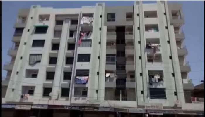 ધોરણ-10માં નાપાસ થતા વિદ્યાર્થીનીએ 6 માળની બિલ્ડીંગ પરથી લગાવી મોતની છલાંગ