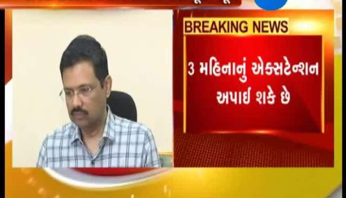 State CS J.N.Sinh May Get Extension Of 3 Month