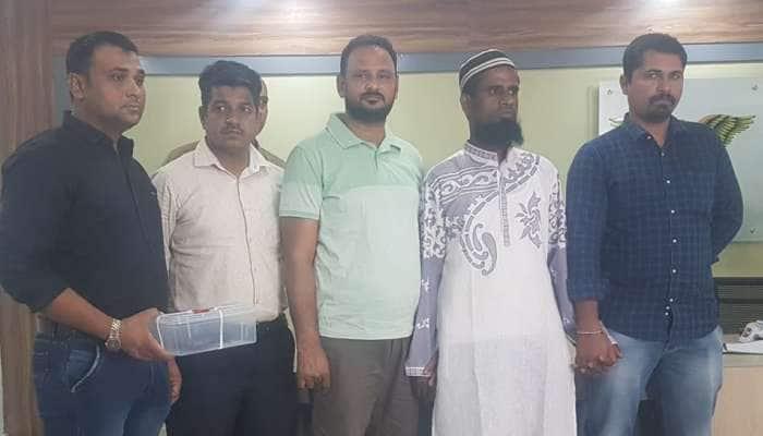 અમદાવાદનો કુખ્યાત ગુનેગાર શિવા મહાલિંગમ અંતે આવ્યો પોલીસ પકડમાં