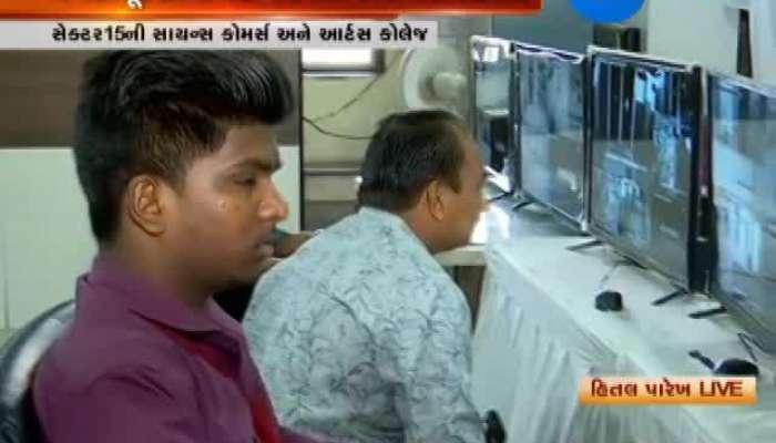 Gandhinagar: Preparations For LS Polls 2019 Vote Counting In Full Swing