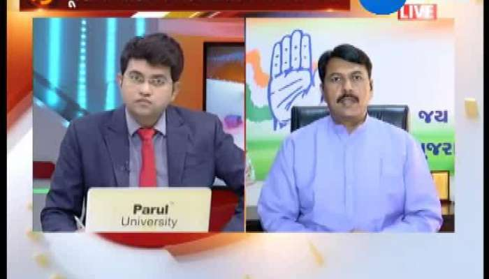 Special Conversation With Amit Chavda Before Loksabha Election Result