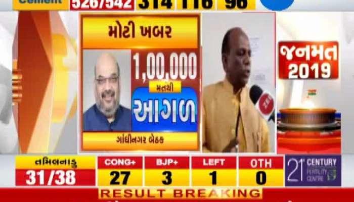 Loksabha Election 2019 results live: Mansukh Vasava Interview