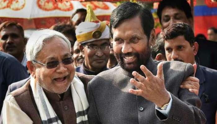 મેં પહેલા કહ્યું હતું દેશમાં પીએમ મોદીની લહેર નહીં સુનામી છેઃ રામવિલાસ પાસવાન
