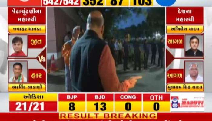 BJP holds Sabha at Mukhya Karyalay