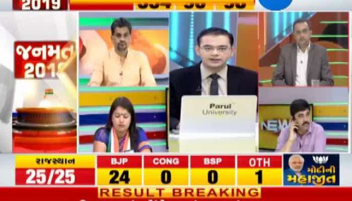 Mega Debate About BJP's Winning Reason