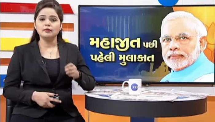 Narendra modi and Amiaat shah will visit Ahmedabad