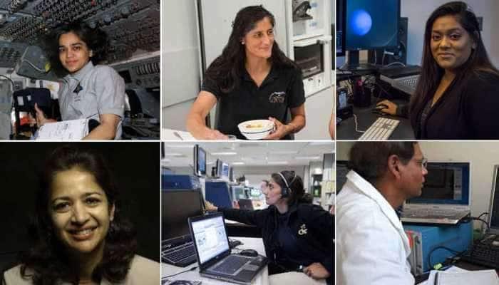 જાણો 'NASA'માં કામ કરતા ભારતીય મૂળના એ વૈજ્ઞાનિકોને, જેમનું નાસાએ કર્યું વિશેષ સન્માન