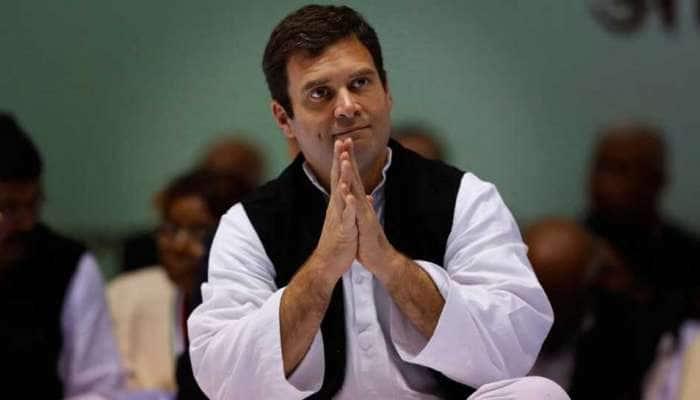 """રાહુલ રાજીનામા પર અડગ, પાર્ટીના નેતાઓને કહ્યું """"એક મહિનામાં મારો વિકલ્પ શોધી લો"""""""