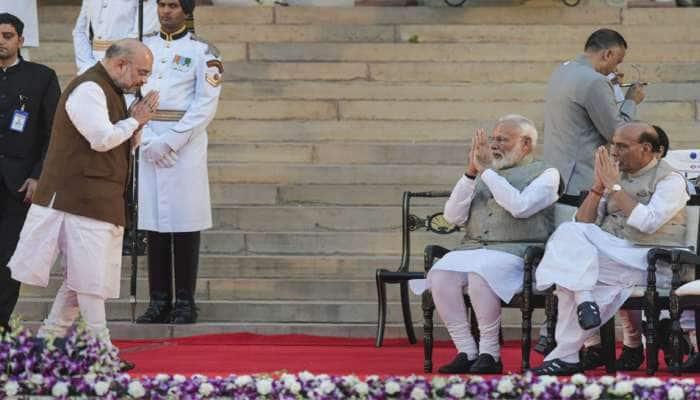 'PM મોદીએ મારા પર વિશ્વાસ કર્યો, હું સર્વશ્રેષ્ઠ યોગદાન આપીશ': અમિત શાહ