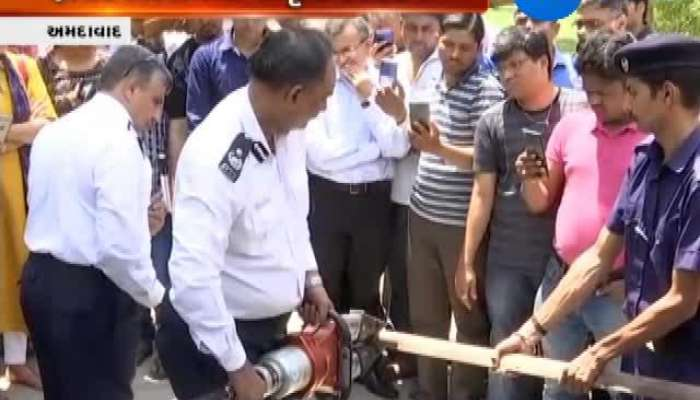 Ahmedabad: Fire Safety Seminar For Doctors
