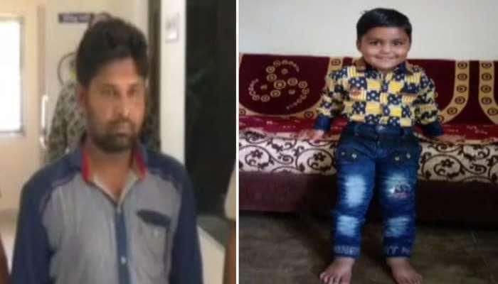 મોલીપુરના ત્રણ વર્ષના બાળકની હત્યા મામલે મોટો ખુલાસો, કાકાએ જ કરી કરપીણ હત્યા