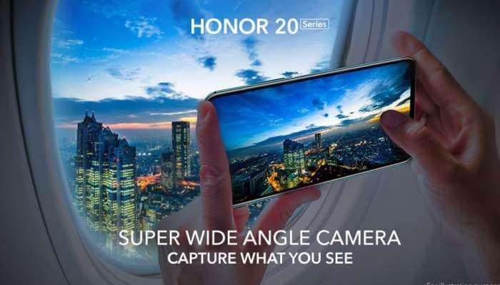4 કેમેરા સેટઅપ વાળો Honor 20 સીરીઝ 11 જૂને થશે લોન્ચ, જાણો ફીચર્સ