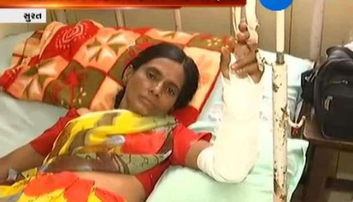 Surat: Medical Negligence of Doctor, Zee 24 Kalak in Conversation with Victim
