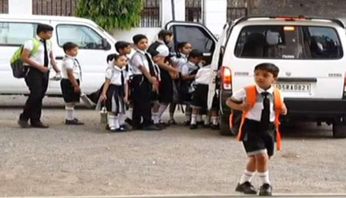 ગુજરાત સરકારે વેકેશન ન લંબાવતા ઓરેન્જ એલર્ટ વચ્ચે શરૂ થઈ શાળાઓ