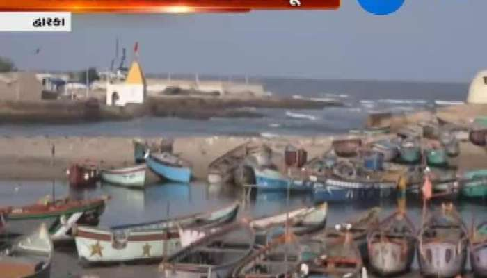 Planning is underway to face cyclone at Dwarka