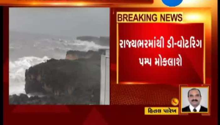 Authorities Prepare over 5 Lakh Food Packets Ahead of Cyclone