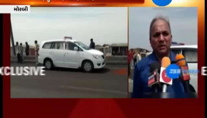 Morbi: People Shifted To Safe Places