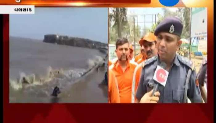 NDRF Team From Pune Reaches Valsad