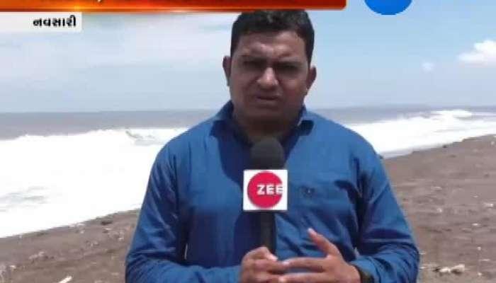 Navsari: Alert Declared By Authorities For Villages