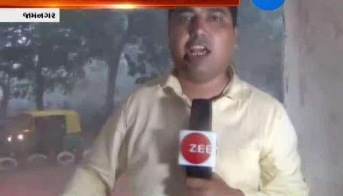 Jamnagar: No electricity Due To Heavy Rainfall