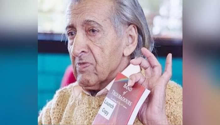 ભારતીય મૂળના લેખક અહેમદ ઈસ્સોપનું નિધન, શેક્સપિયરનું સાહિત્ય લોકપ્રિય કર્યું હતું