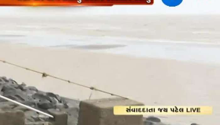 Valsad: In Conversation With Visitors Of Tithal beach