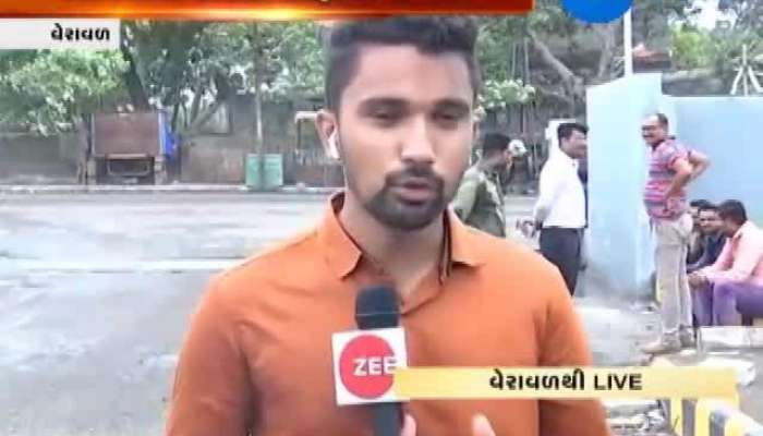 Gujarat: Affected Areas Due to Cyclone