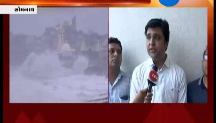 Somnath: In Conversation With Residents After Vayu Cyclone