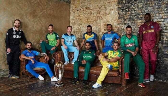 World Cup 2019: અડધો વિશ્વકપ પૂરો, જાણો પોઈન્ટ ટેબલમાં કઈ ટીમ ક્યા સ્થાને