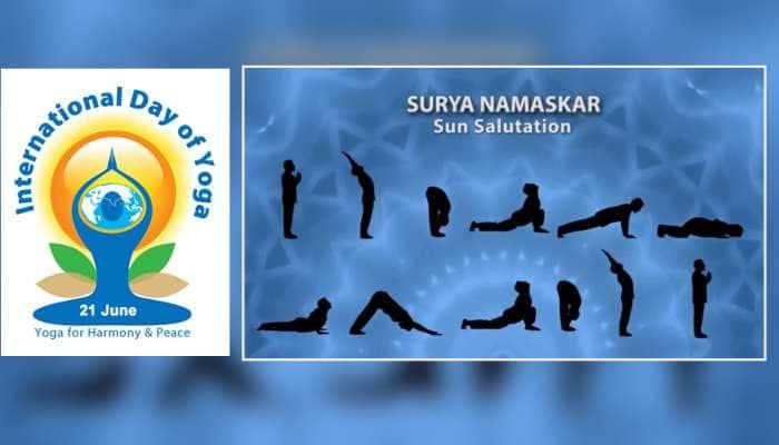 Yoga Day 2019 : PM મોદીએ શેર કર્યો સૂર્ય નમસ્કારના ફાયદા દર્શાવતો 7 મિનિટનો વીડિયો