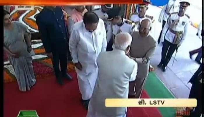 President Ramnath Kovind addresses Parliament