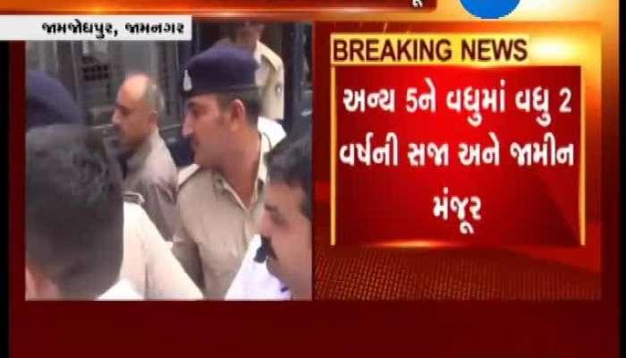 Jam Jodhpur Custodial Death Case: Court Declares Judgement
