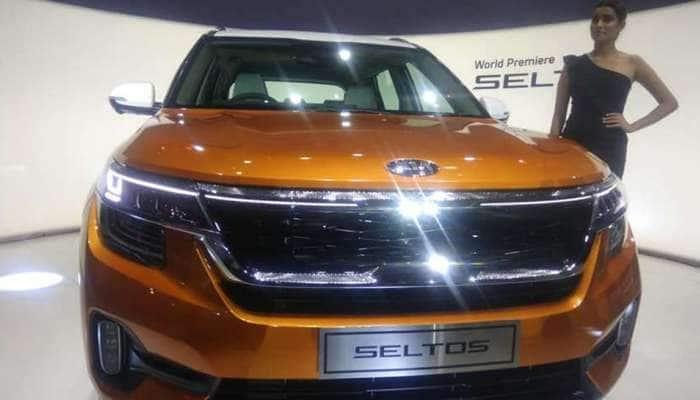 દક્ષિણ કોરિયાની Kia Motors એ ભારતમાં લોન્ચ કરી નવી એસયૂવી Seltos, જાણો ખાસિયતો
